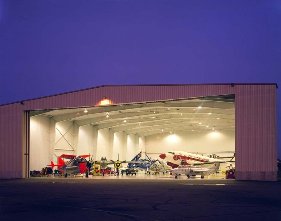 Keihm Construction Inc - Air Museum