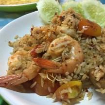 1 Nasi Goreng Tom Yam