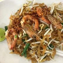 Pad Thai Food Court: 70 baht