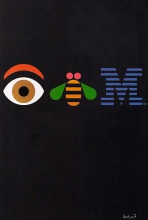 'Eye Bee M' by Paul Brand