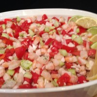 Karen's Seafood Ceviche