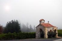 Castello di Amorosa Church