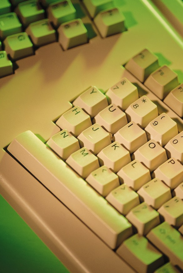 Keyboard graphic
