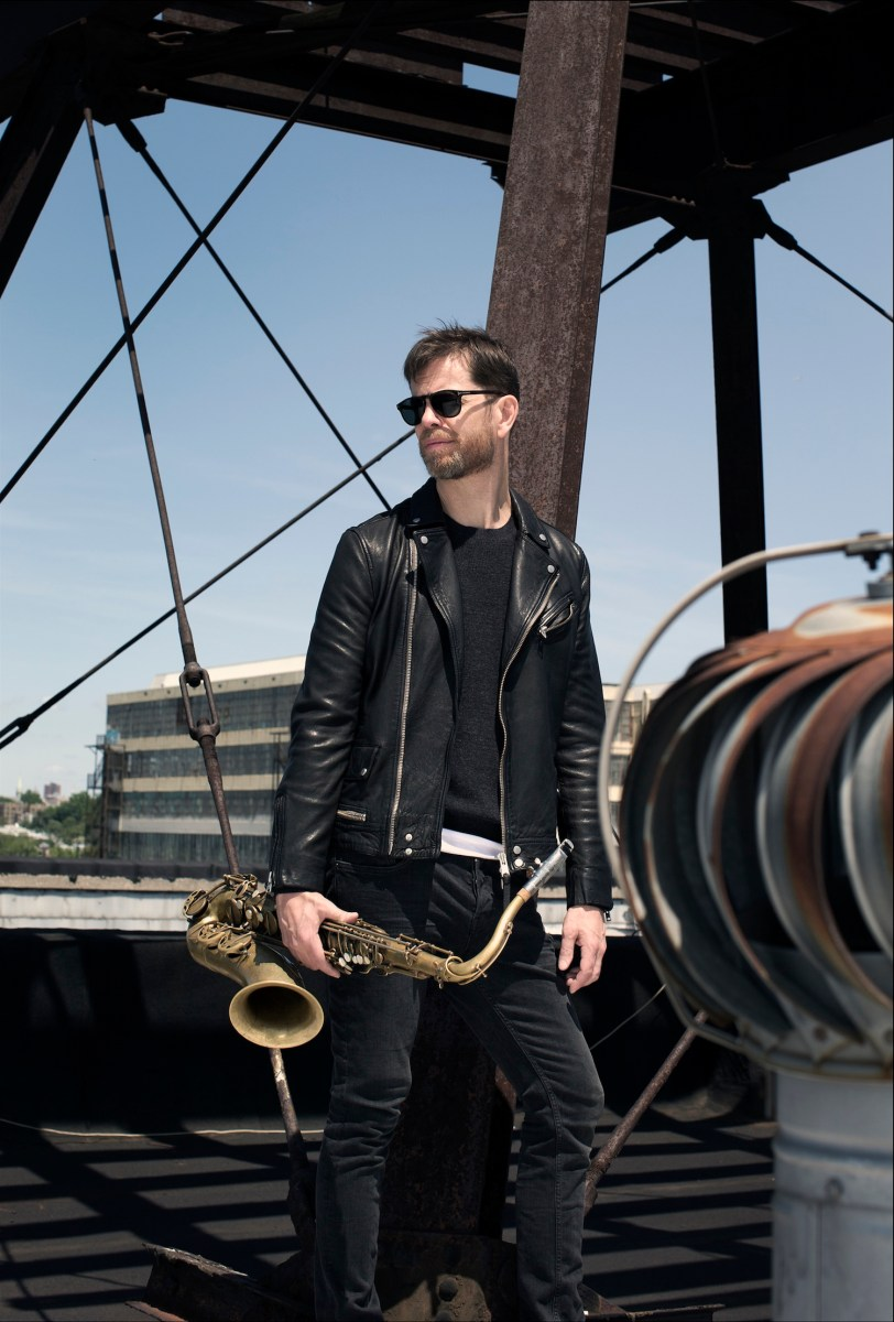 Donny Mccaslin Quartet €� April 7th At The Folly Theater