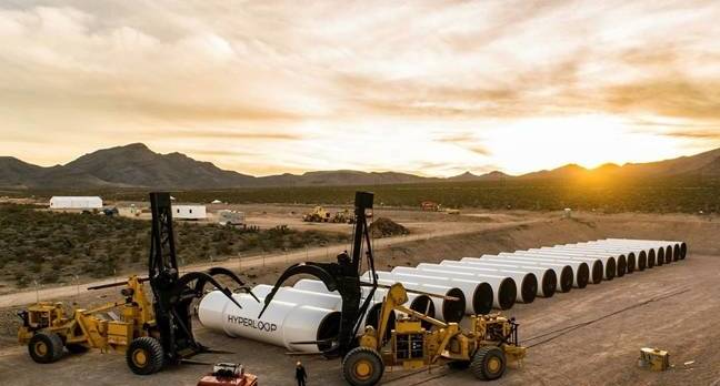 Chicago South Hyperloop No. 4 – Are You Ready to Hyperloop?