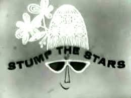 STUMP THE STARS GAME SHOW 1963