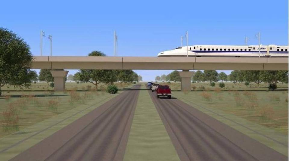 Ft Worth Takes Steps On Rail Link To Dallas