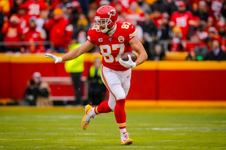 KC Chiefs: These three goals easily attainable for Travis Kelce in 2020