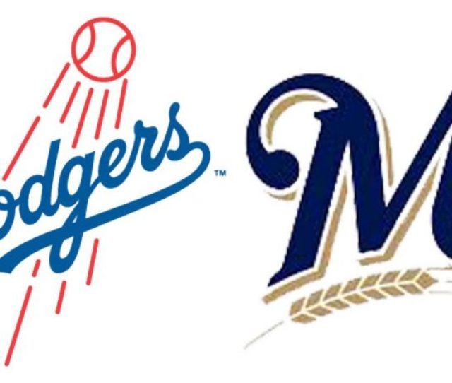 National League Championship Series Dodgers Vs Brewers