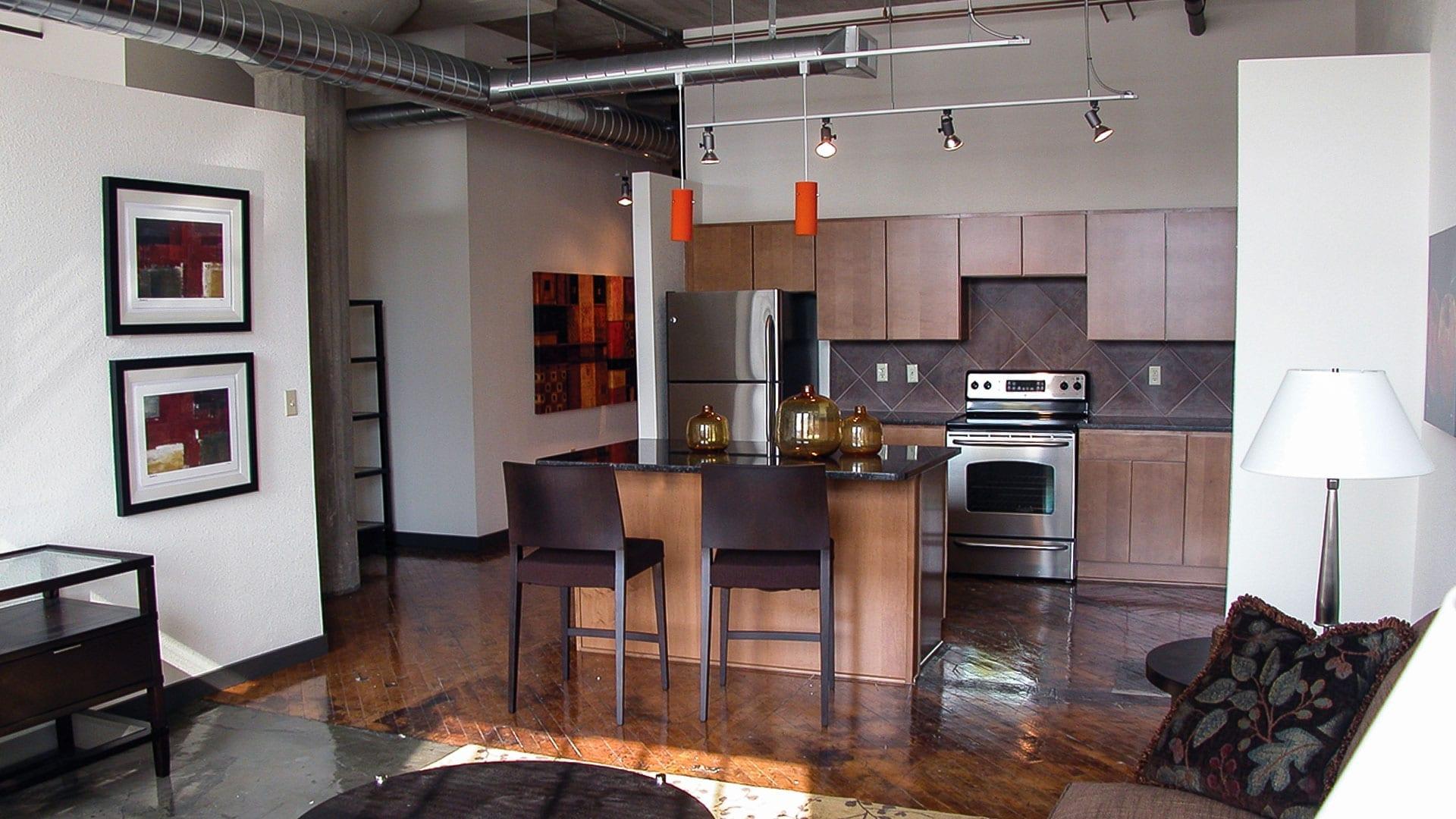 Freight House Lofts  Kansas City Lofts  Apartments  KCLoftCentral