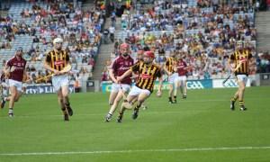 Kilkenny in action against Galway Photo: KilkennyGAA.ie