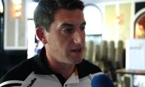Kilkenny selector Derek Lyng speaking to KCLR Sport in Langton House Hotel. Screenshot: KCLRFanzone.com