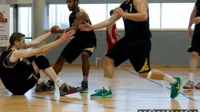 Team Kilkenny pictured in basketball action at the Watershed Sports Complex. Photo: Damien Brett/Team Kilkenny