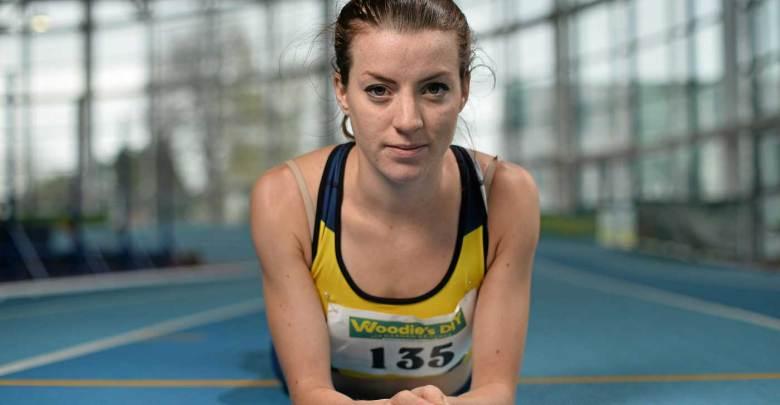 Kilkenny's Ciara Everard. Photo: Athletics Ireland