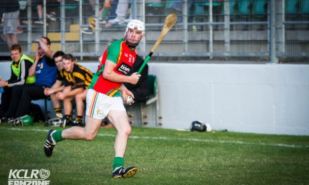 St. Mullin's clubman Marty Kavanagh is Carlow's senior hurler of the year. Photo: Ken McGuire