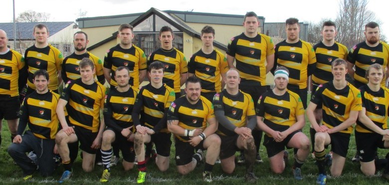 Carlows J2 side. Pic: Carlow Rugby