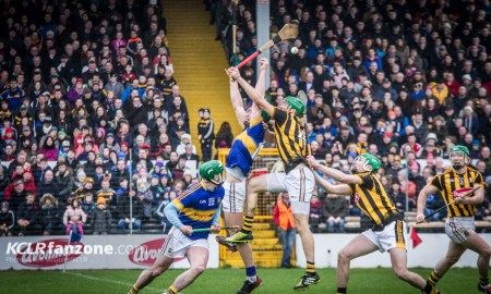 Kilkenny defeated Tipperary in Round 2 of the Allianz National Hurling League at Nowlan Park on Sunday 21 February 2016. Photo: Ken McGuire/KCLR