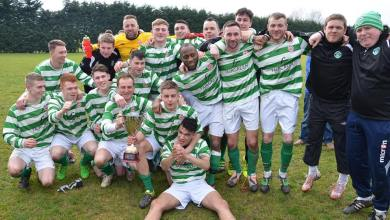 New Oak Boys KCLR 30th Anniversary Cup Final winners. Credit: Carlow Soccer Photos on Facebook
