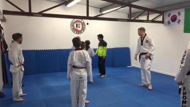 Kilkenny Taekwondo club. Pic: Kilkenny Taekwondo on Facebook
