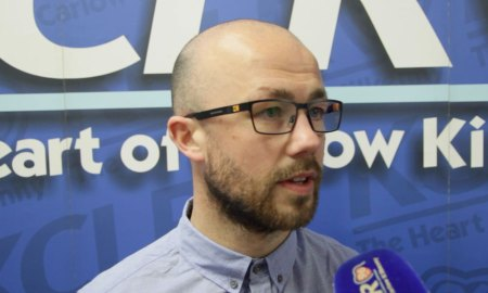 Evergreen's Jamie Owens at KCLR