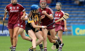 Kilkenny edged Galway in extra time at Semple Stadium to make sure of an All-Ireland final spot.