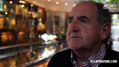 Kilkenny GAA Chairman Ned Quinn. Photo: Ken McGuire/KCLR