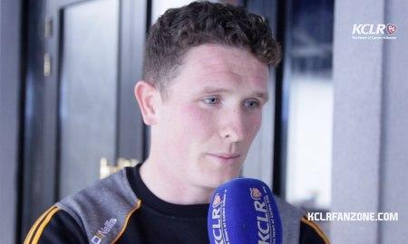 Kilkenny's Paul Murphy. Screenshot: KCLRfanzone.com