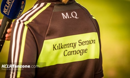 Kilkenny senior camogie captain Michelle Quilty. Photo: Ken McGuire/KCLR