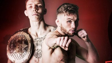 'Magic' Myles Price goes up against Rhys 'Skeletor' McKee on 24 February in Belfast