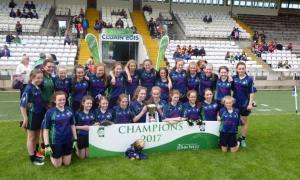Kilkenny City Ladies GFC's Feile Champions