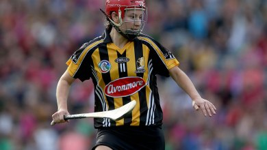 Kilkenny Camogie's Aisling Dunphy. Photo ©INPHO/Donall Farmer