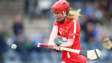 Cork's Niamh McCarthy. Photo ©INPHO/Cathal Noonan