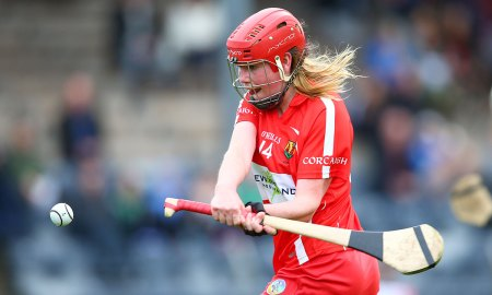 Cork's Niamh McCarthy. Photo ©INPHO/Cathal Noonan