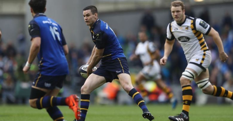 Leinster's Johnny Sexton. Photo: epcrugby.com/David Rogers/Getty Images