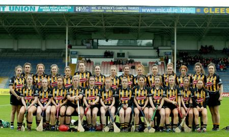 Kilkenny senior camogie team. Kilkenny team. Mandatory Credit ©INPHO/Tommy Dickson