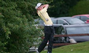 Kilkenny golfer Mark Power. Photo: Leinster Golf/Facebook