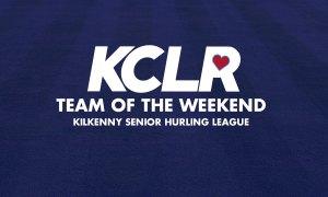 KCLR Team of the Weekend