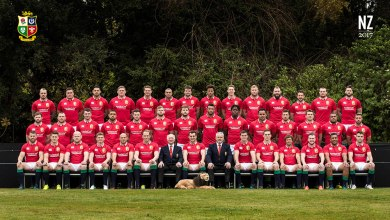 The 2017 British & Irish Lions Squad. Photo: Inpho
