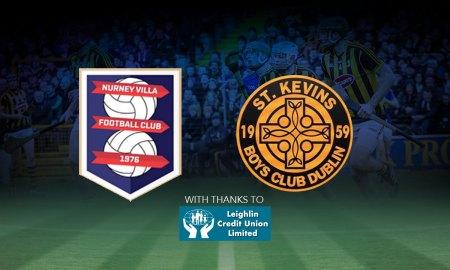 Nurney Villa v St. Kevin's Boys