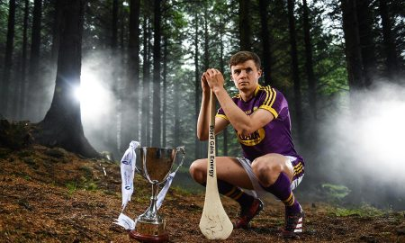 Wexford's Harry O'Connor. Photo by Ramsey Cardy/Sportsfile