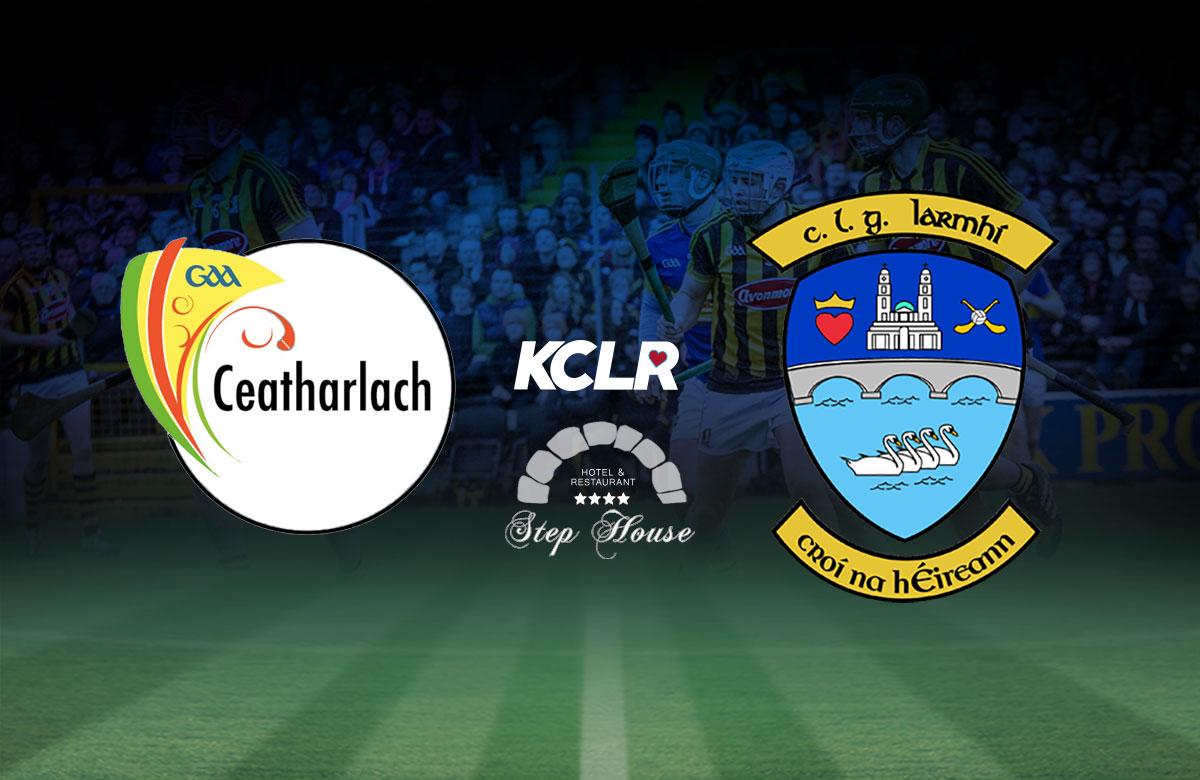Carlow v Westmeath on KCLR
