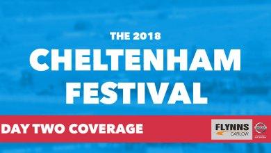 Cheltenham Results: Day 2