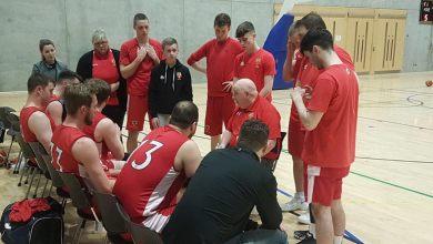 IT Carlow men's basketball side. Photo: Martin Conroy/Facebook