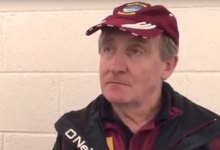 Michael Ryan, Westmeath. Screenshot: Westmeath GAA Media/YouTube