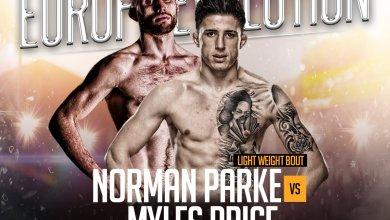Norman Parke v Myles Price for Brave CF 13