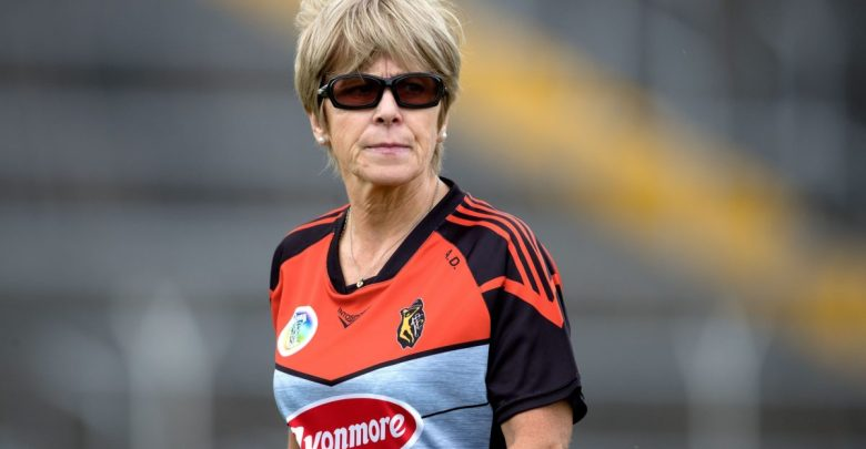 Kilkenny manager Ann Downey. Mandatory Credit ©INPHO/Bryan Keane