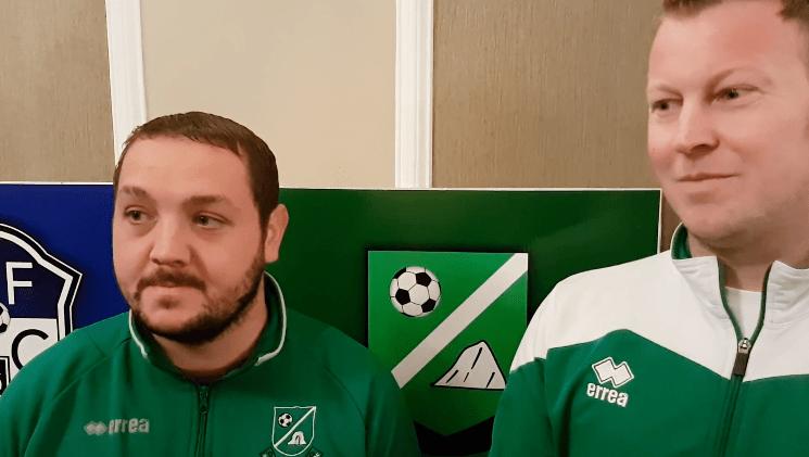 John Whelan & Thomas Doyle, Ballymurphy Celtic