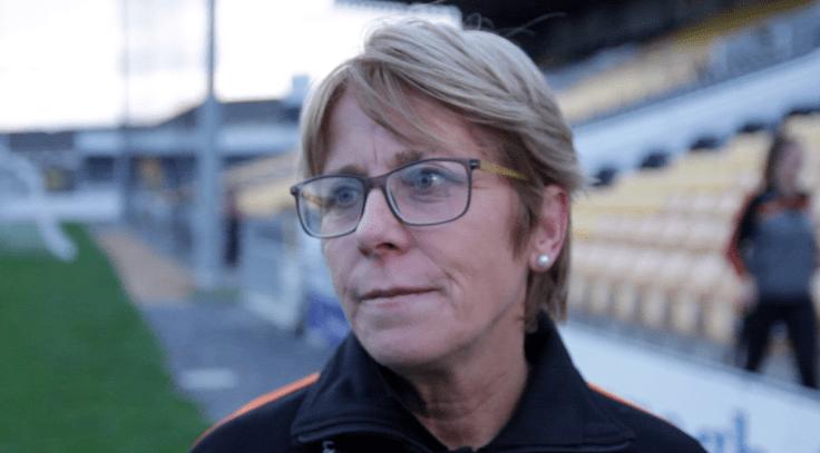 Ann Downey, Kilkenny Camogie Manager