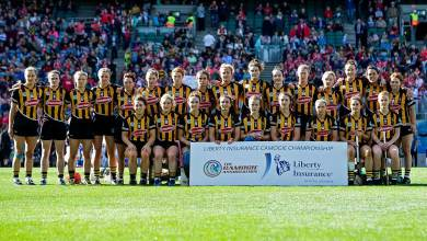 Kilkenny's 2018 All-Ireland Camogie Final stars. Photo ©INPHO/Laszlo Geczo
