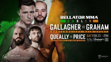 Bellator 217: Gallagher v Graham